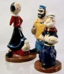 Wade Figurines -  - The Popeye Set - Each Boxed & Cert. No. 0209 - Limited Ed. SOLD